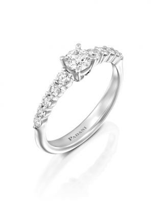 Padani REAL Engagement Ring-0.25