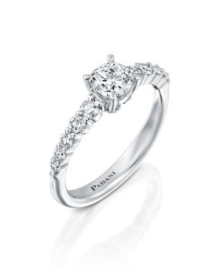 Padani REAL Engagement Ring-0.52