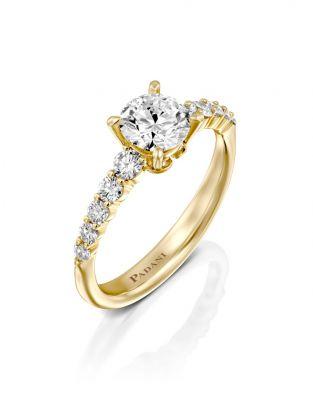 Padani REAL Engagement Ring-0.71