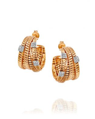K di Kuore Earrings