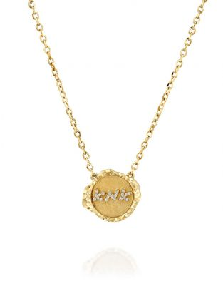 Mother Diamonds Necklace