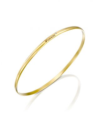 Gold Bangle 3.5 mm