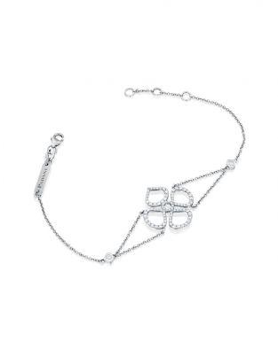Violetto Contour Diamonds Bracelet