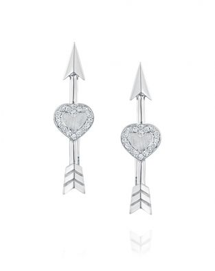 Flow Arrow Earrings
