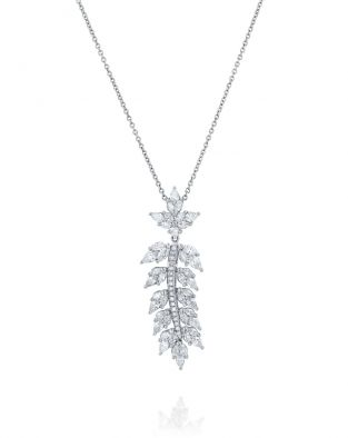 Malvene Leafs Necklace