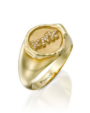 Mother Diamonds Ring