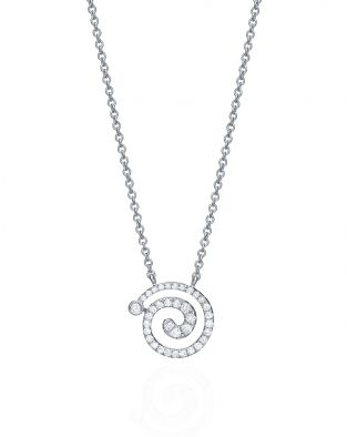 Nautilus Diamonds Necklace