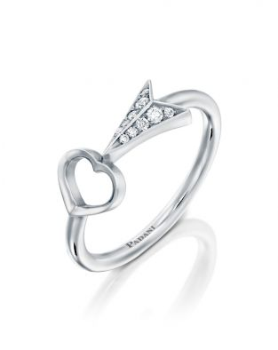 "Flow ""Arrow To Your Heart"" Ring"