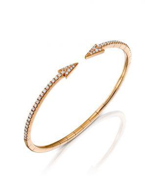 Flow Flexible Arrow Bracelet