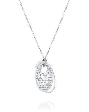 Love Double Necklace