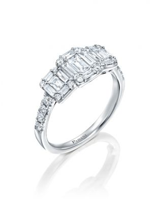 Jovane Cut Diamond Ring