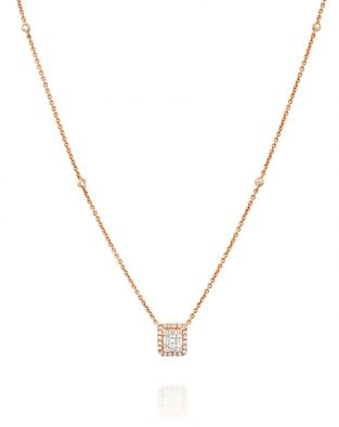 Jovane Cut Diamond Necklace