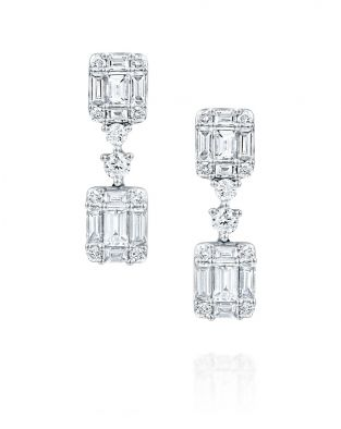 Jovane Cut Diamond Earrings