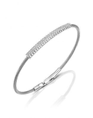 Classic Cable Bracelet