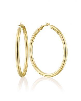 Hoop Earrings 50 mm