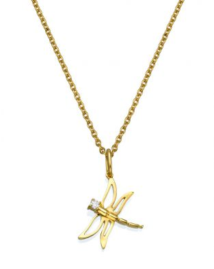 Dragonfly Mini Pendant