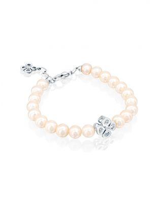 Violetto Pearls Bracelet