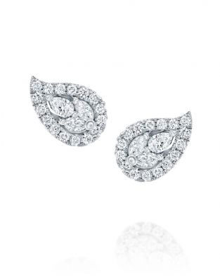 Malvene Small Drop Earrings