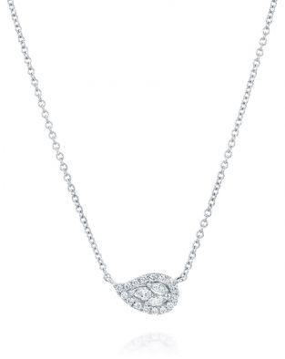 Malvene Small Drop Necklace