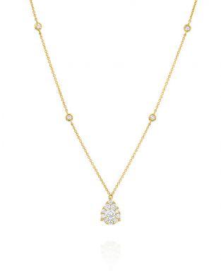 Jovane Drop Necklace