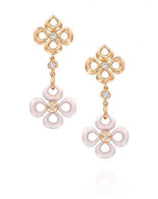 Violetto Ceramic Earrings
