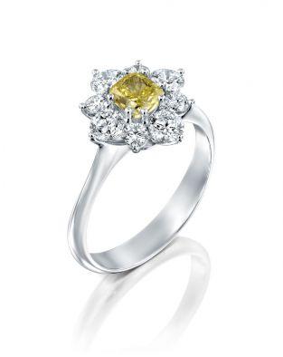 Fancy Color Ring