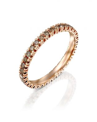 Fabio Eternity Ring - 0.018