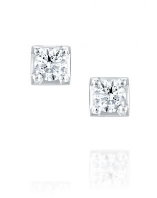Diamond Earrings - 0.19