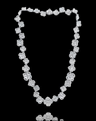 Violetto Shine Necklace