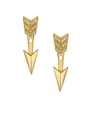 Flow Arrow Earrings