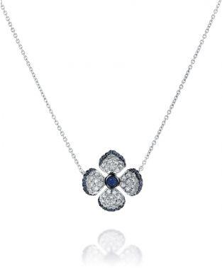 Violetto Shine Color Necklace