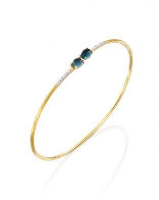 Nanis Blue Topaz Bracelet