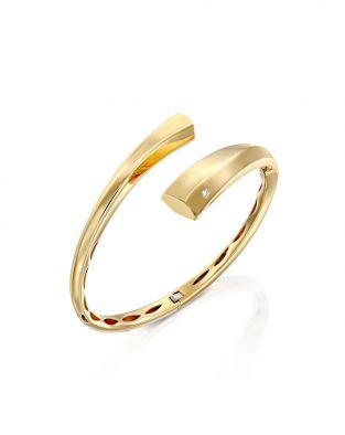 Gold By Padani Bangle Bracelet