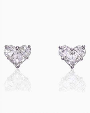 Lady Heart Classic Earrings
