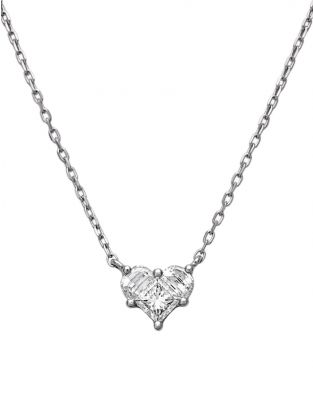 Lady Heart Classic Necklace