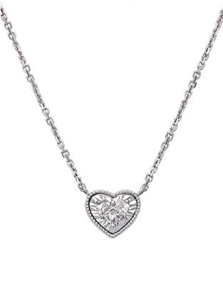 Lady Heart Pendant