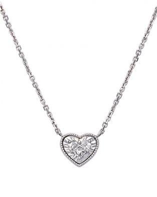 Lady Heart Pendant