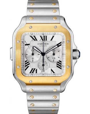 Santos de Cartier Chronograph watch