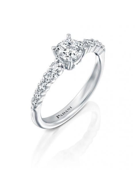 Padani REAL Engagement Ring-0.43