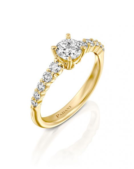 Padani REAL Engagement Ring-0.56