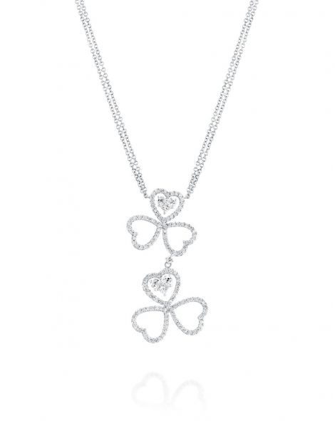 Lady Heart Necklace