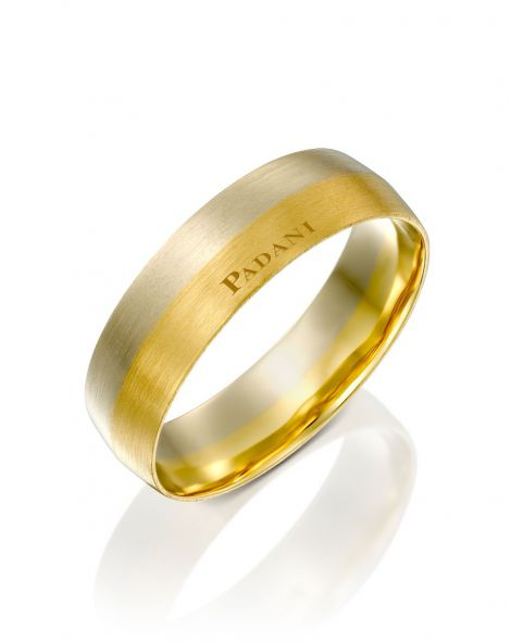 Wedding Band 6 mm
