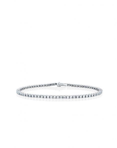 Tennis Bracelet - 0.03