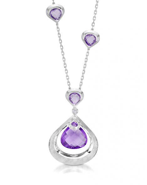 Violetto By Color Necklace