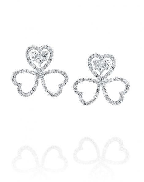 Lady Heart Earrings