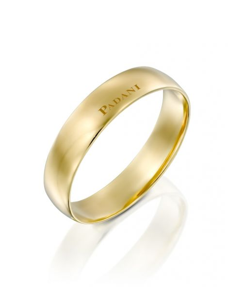 Wedding Band 4.5 mm