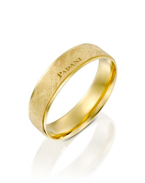 Wedding Band 5 mm