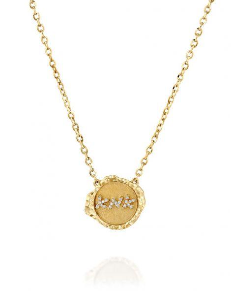 Mother Diamonds Necklace