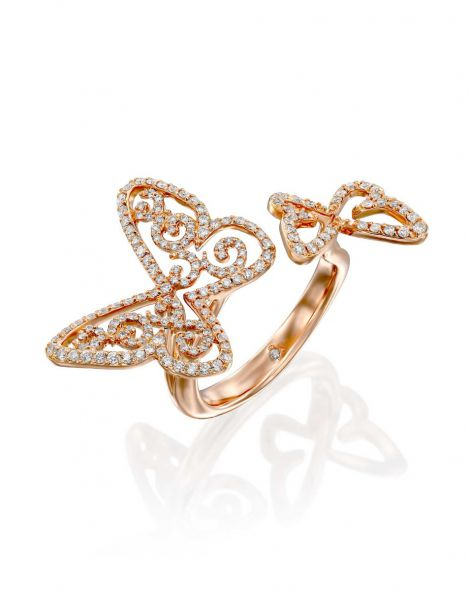 MESSIKA Butterfly Ring