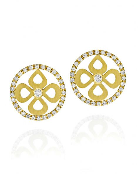 Miss Violetto Earrings